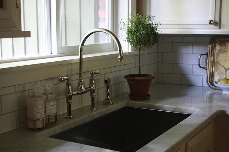 Blanco Single Bowl Sink Cottage Kitchen Benjamin
