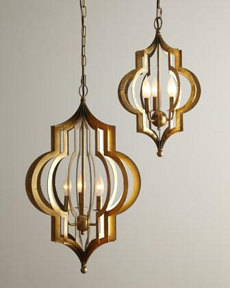 Regina Andrews Pattern Makers Chandelier Neiman Marcus