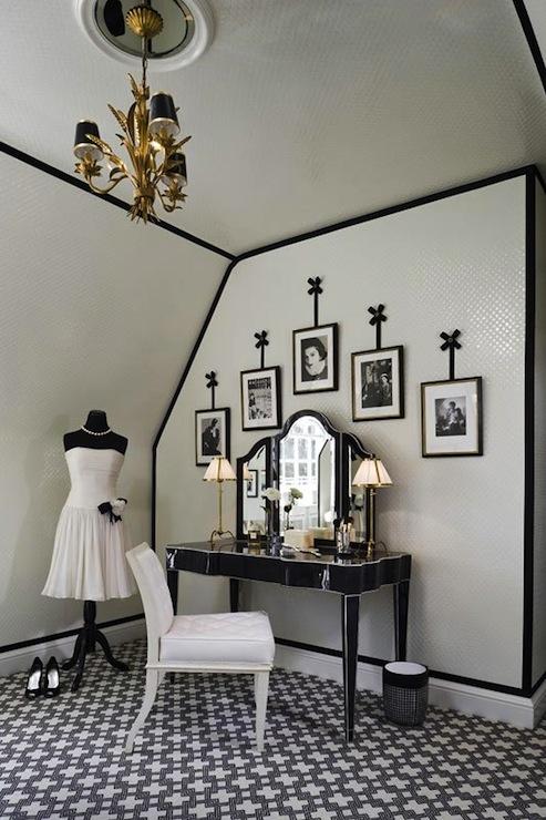 Vintage Dressing Room Vintage Closet Anne Hepfer Designs
