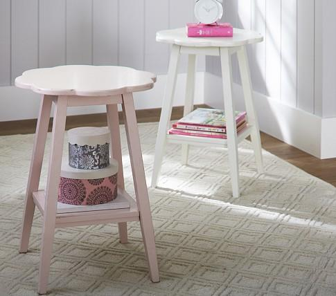 Flower Accent Table Pottery Barn Kids