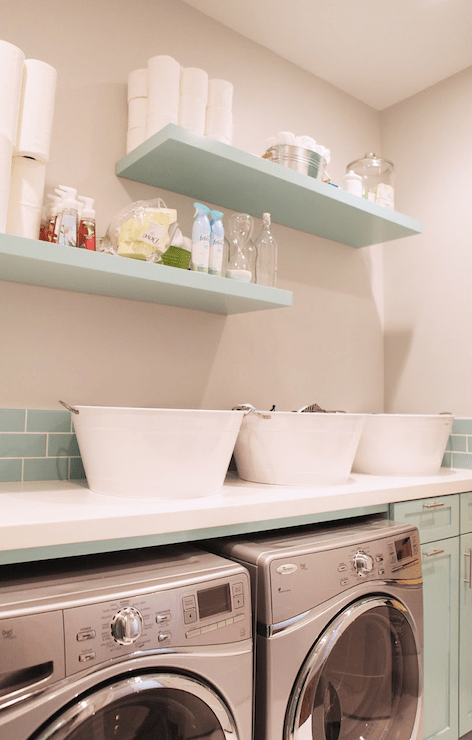 Laundry Room Backsplash Design Ideas