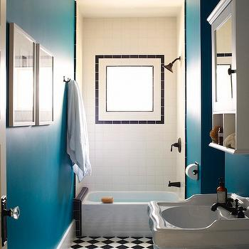 Black And White Tiled Floor Design Decor Photos Pictures Ideas Inspiration Paint Colors