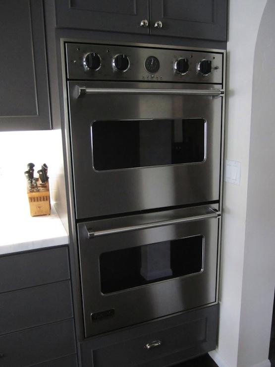 Double Oven Design Ideas