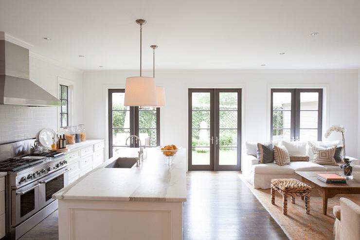 Open Floor Plan Living