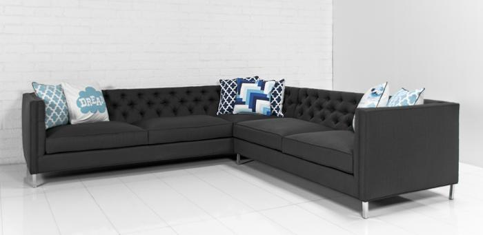 Crosby Sectional West Elm : west elm crosby sectional - Sectionals, Sofas & Couches