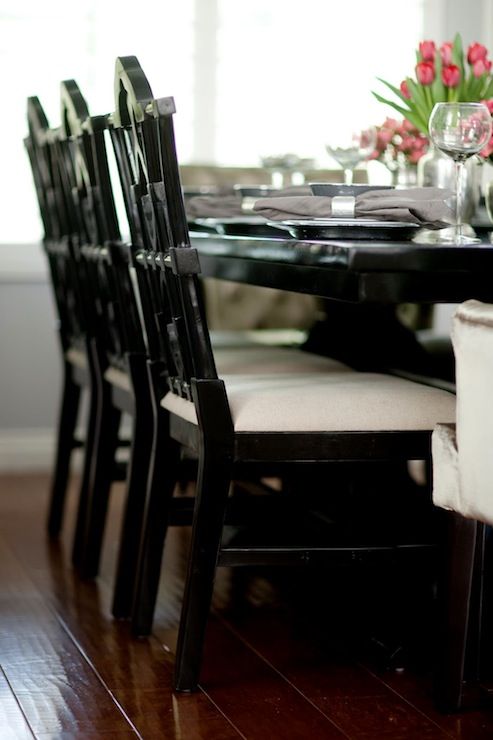 Black Dining Chairs Design Ideas