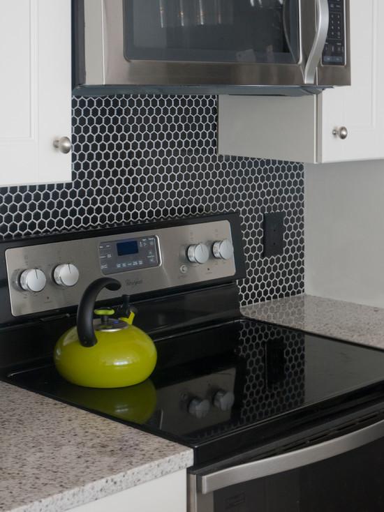 home depot hex tile backsplash design ideas