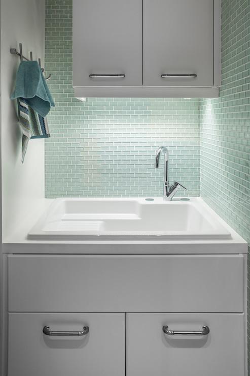 Mint Green Cabinets Design Ideas