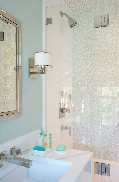 Seafoam Green Tiles Design Ideas
