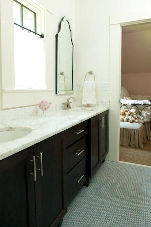 Jack And Jill Bathroom Transitional Bathroom Twin