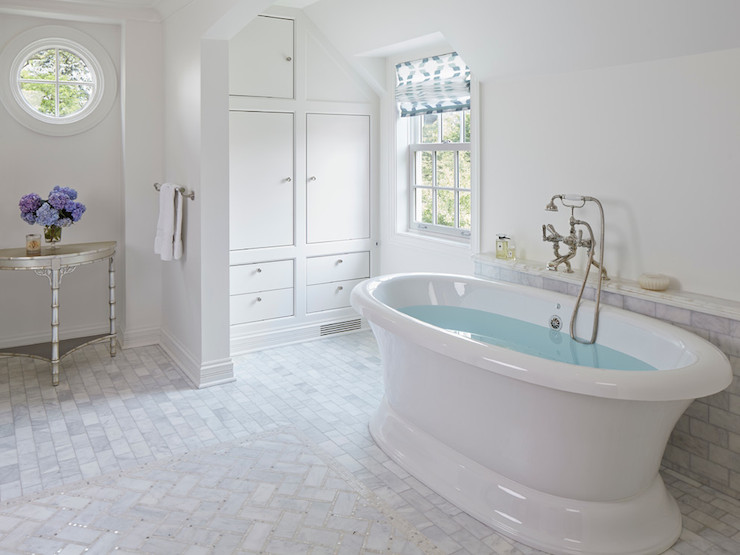 Huge Master Bathroom Transitional Bathroom Burns And Beyerl Architects