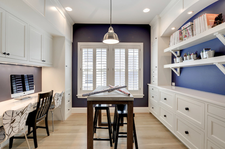 craft room ideas bedford collection. Craft Room Ideas Bedford Collection. Transitional Den Library Office Great Collection