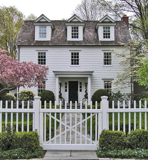 Cape Cod Home Cottage Home Exterior