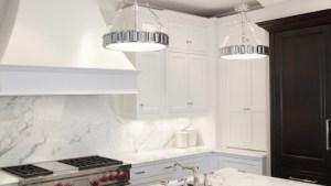 Kitchen Tray Ceiling Transitional Kitchen PLD Custom