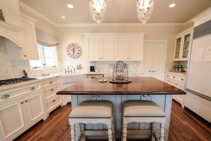 Corner Kitchen Sink French Kitchen Cote De Texas