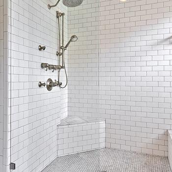 oversized subway tile design ideas