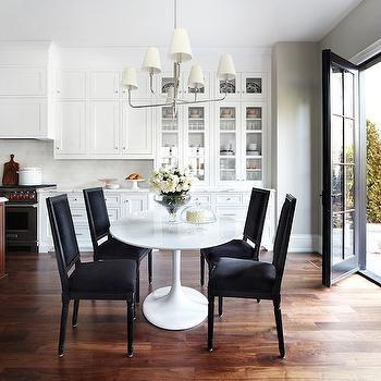 Black Dining Table Design Ideas Page 1