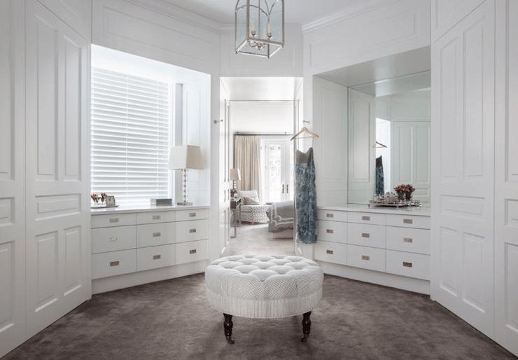 Master Bedroom Closet Design Ideas