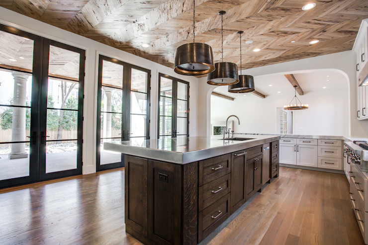 Contemporary Kitchen Island Pendants