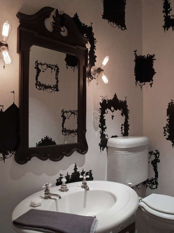 Oval Pedestal Sink Design Ideas