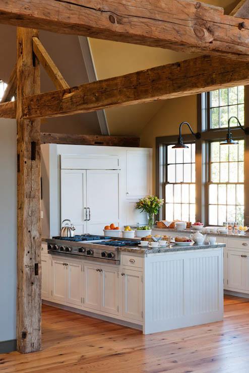 Rustic Window Trim Design Ideas