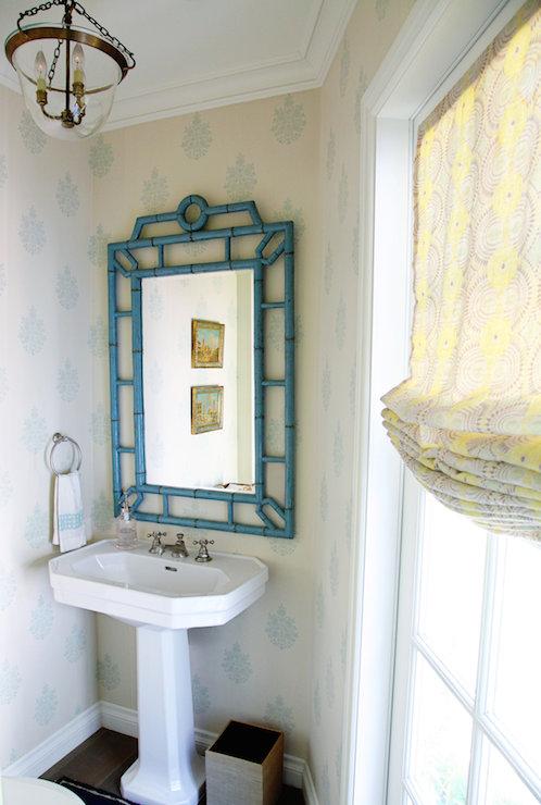 Bungalow 5 Chloe Mirror Transitional Bathroom Design Stiles