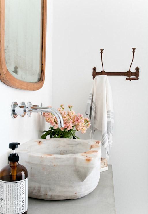 Powder Room Sinks