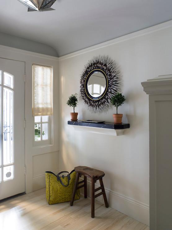 Entryway Vignettes Design Ideas