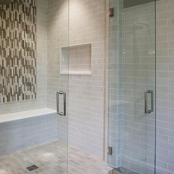 bossy gray subway tiles design ideas