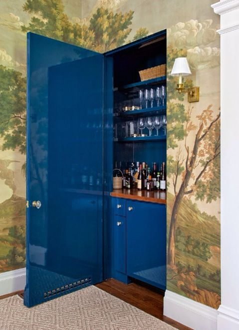 Hidden Doors Contemporary Bathroom Amanda Orr Architects