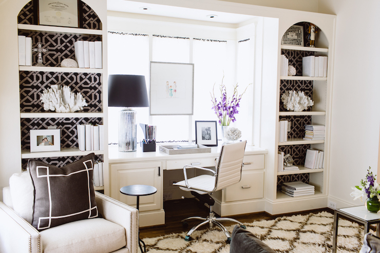 Black And White Checkerboard Rug