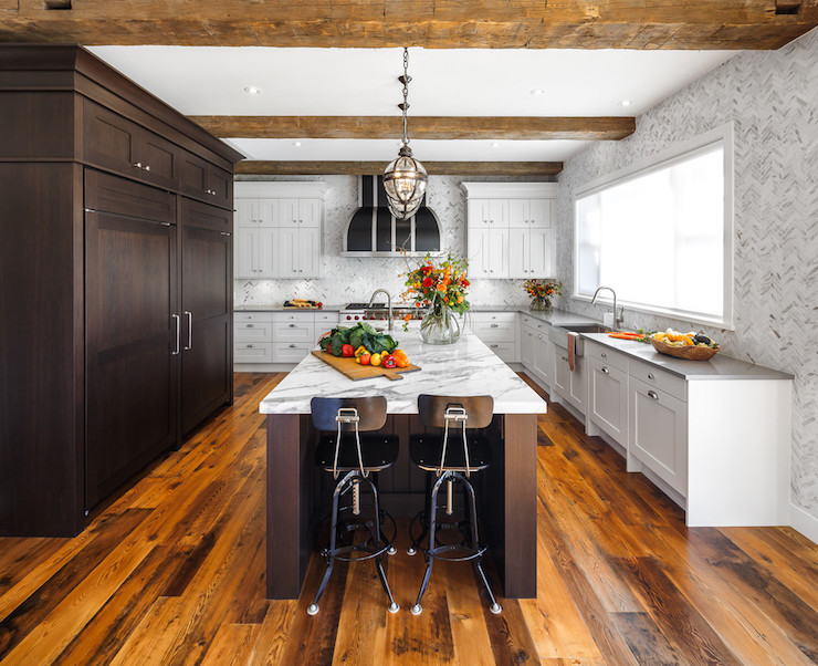 Gray KItchen Ideas Contemporary Kitchen Artistic