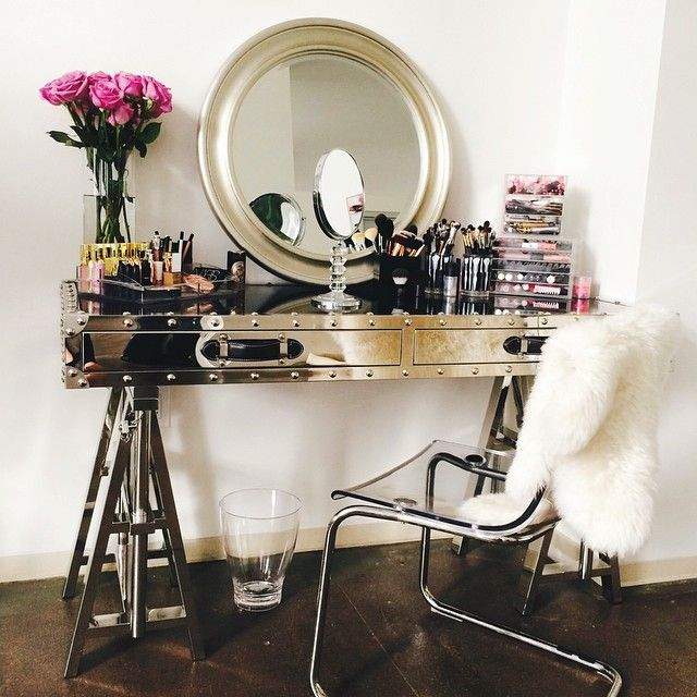 Ikea Vanity Mirror Design Ideas