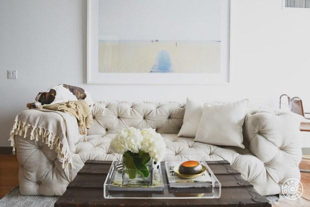 Soho Tufted Upholstered Sofa Centerfieldbarcom - Tufted upholstered sofa