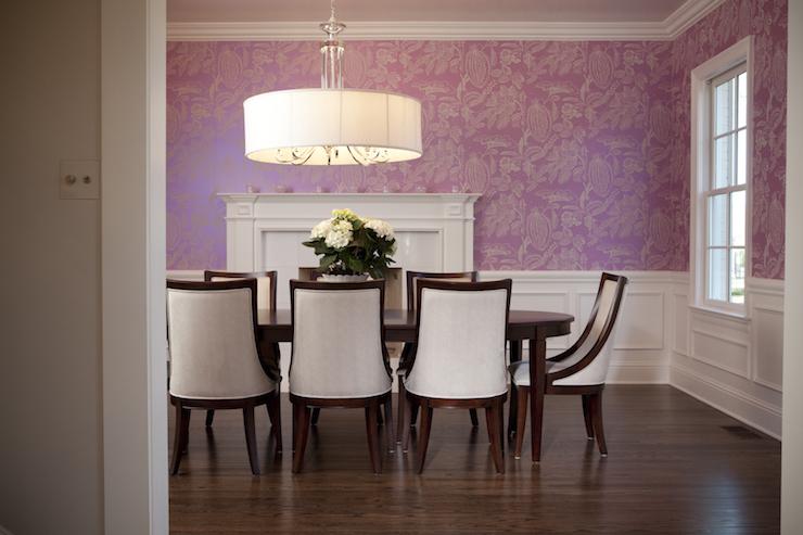 Dining Room Wainscoting Design Ideas