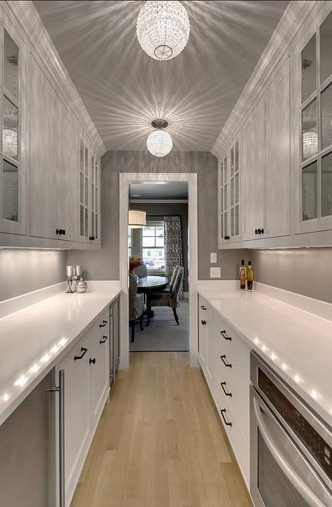 Long Galley Kitchen Ideas