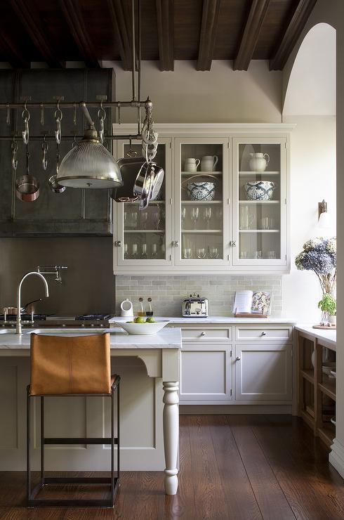 Kitchen brick backsplash pinterest. black countertop slate brick ...