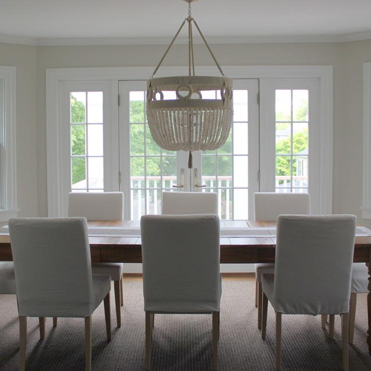 Long Plank Dining Table Design Ideas