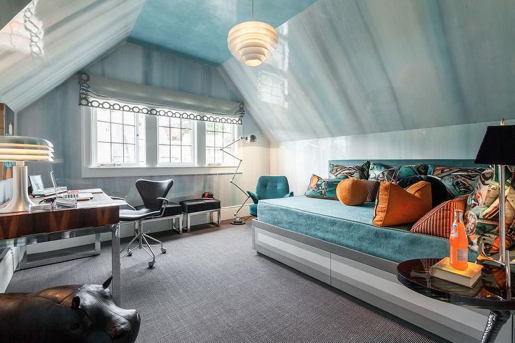 office guest room combo design ideas