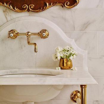 bridge bathroom faucet design ideas