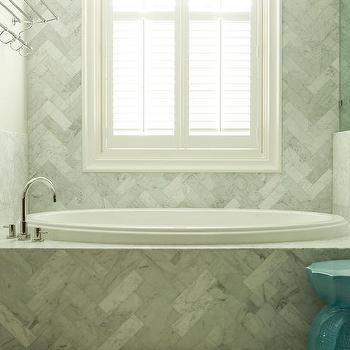marble tub surround design ideas