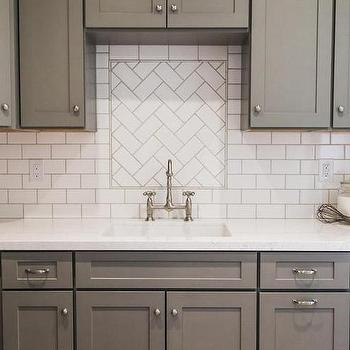 Subway Tile Kitchen Backsplash Patterns Design Ideas