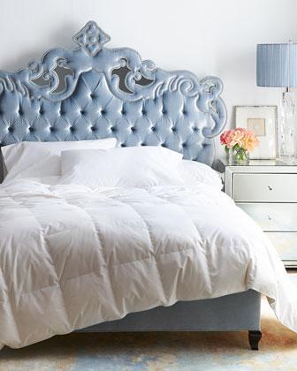 Scarlett Blue Bed
