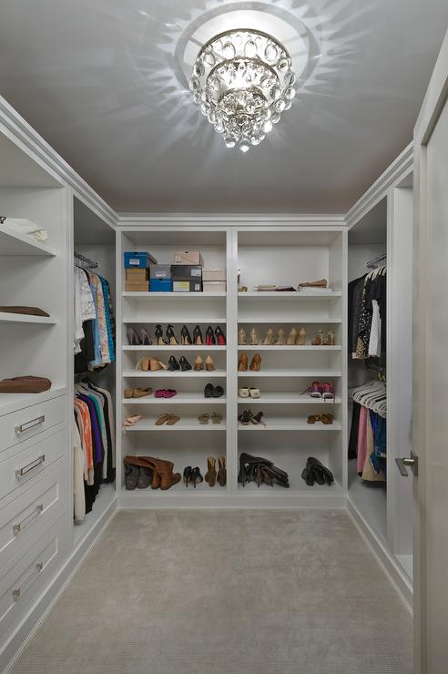 Walk In Closet Dresser Design Ideas