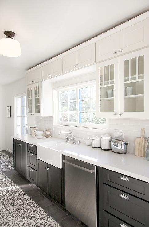 cement tile kitchen backsplash design ideas