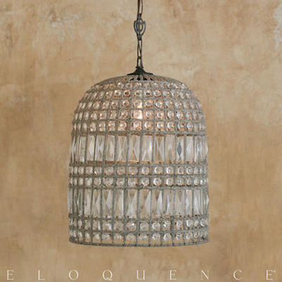 Eloquence Large Birdcage Chandelier View Full Size
