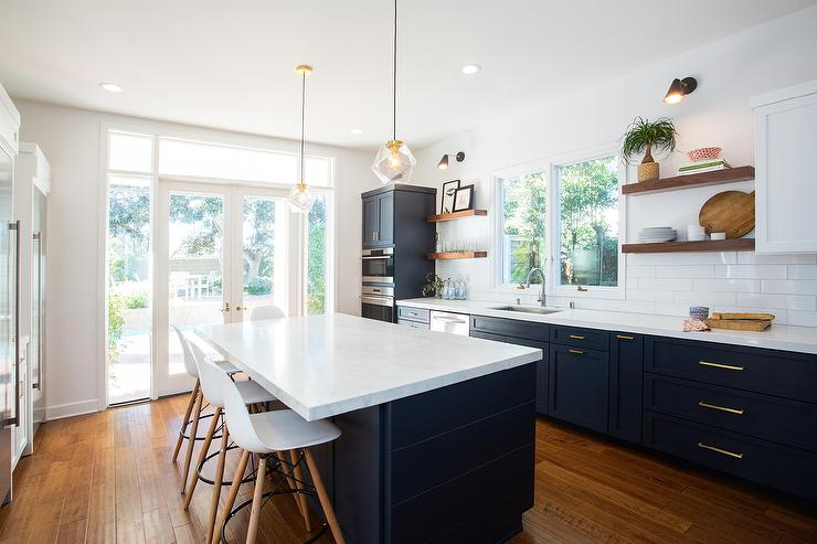 The Best 50 Blue Kitchens That You Need To See Studio 52 Interiors