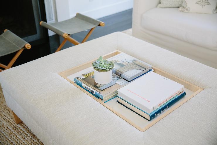 ottoman tray design ideas