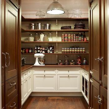 Walk In Pantry Ideas Transitional Kitchen Hayburn And Co