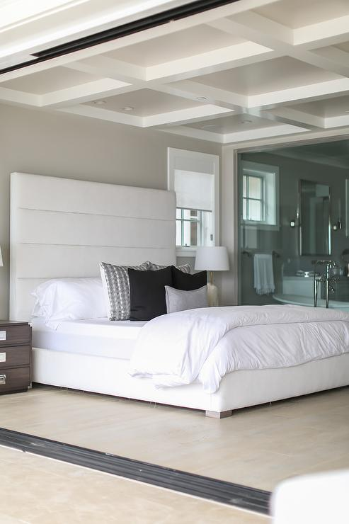 Beachside Master Bedroom With Folding Doors To Balcony